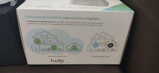 Roteador Twibi Giga Wi-Fi 5 Mesh Intelbras - Foto 2