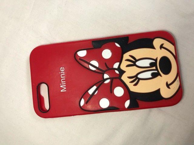 Capa Iphone 7 Plus - Usada