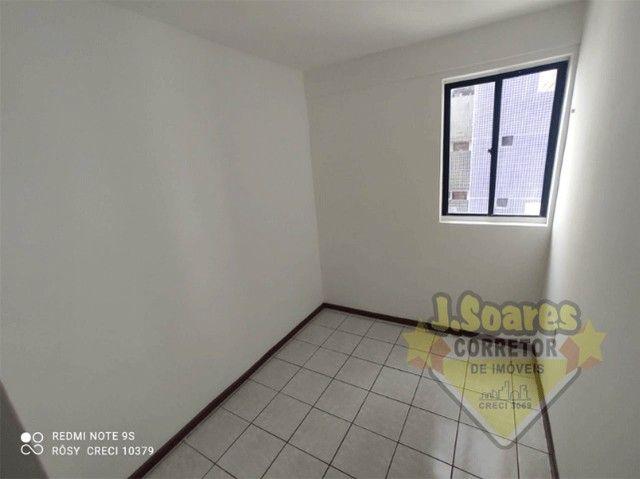 Manaíra, 3 suítes, 85m², R$ 1.900 C/Cond, Aluguel, Apartamento, João Pessoa - Foto 9