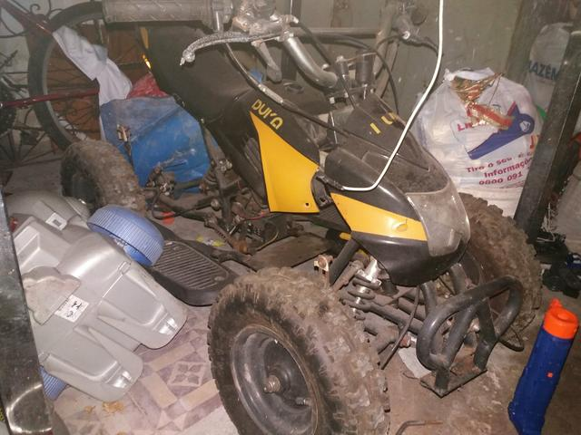 Mini quadriciclo 50cc