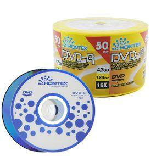 100 Midia Virgem + 100 Envelope plástico. Dvd-r Hontek ou Deko C/logo