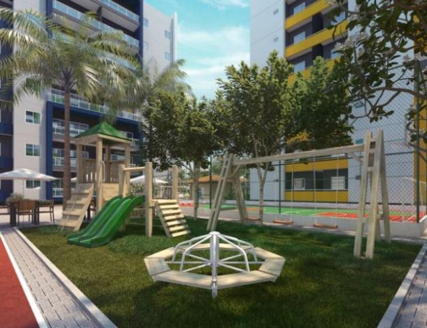 Apartamento no Eusébio próximo ao Eusébio Open Mall