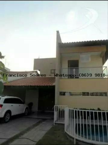 Casa Duplex com Piscina No Gurupi