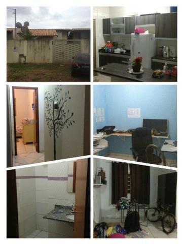 Casa Ja Financiada bairro Itamaraca 03 Quartos