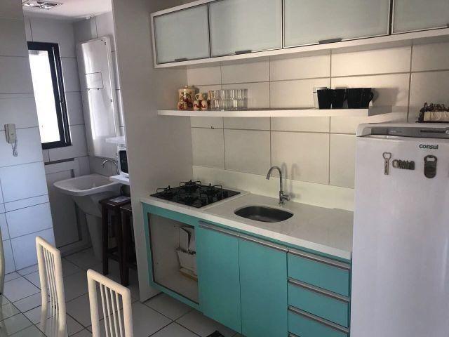 Apartamento em Tirol, 2 quartos - completo