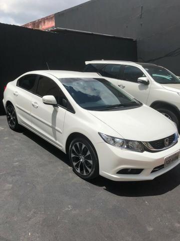 Honda Civic 15/16 LXR 2.0 Branco