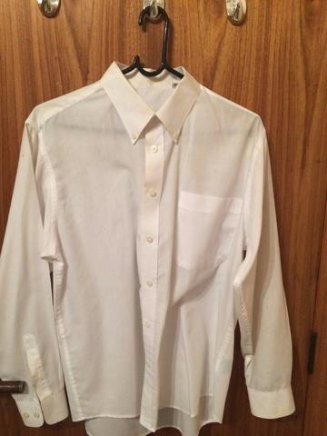 Camisa Social Tamanho 41 Perfeitas Condições Ótimo Estado!