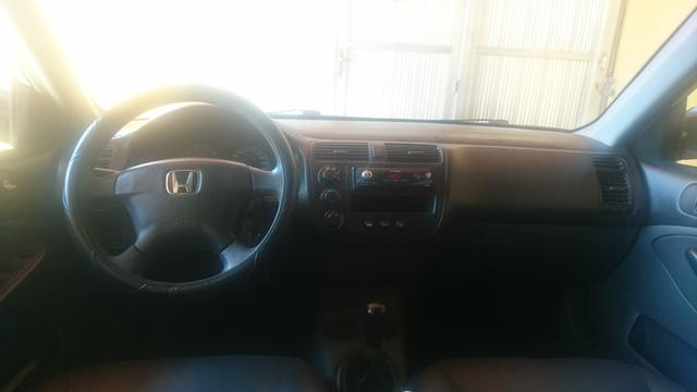 Honda Civic LX Manual 2001