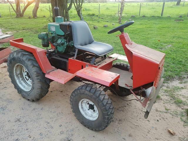 Mini Trator Yanmar