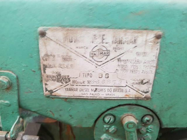 Mini Trator Yanmar - Foto 5