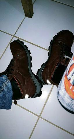 3c5bfc075a Bota couro caterpillar original - Roupas e calçados - Esplanada ...