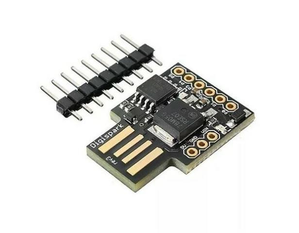 COD-A6 Arduino Digispark Attiny85 USB 12C Spi Pwm ADC Arduino Automação Robotica