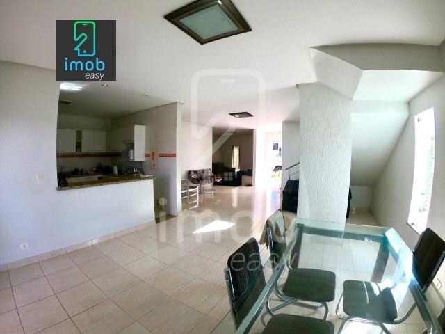 Residencial Tapajós linda casa com 3 suítes piscina e edícula (aceita financiar) - Foto 4