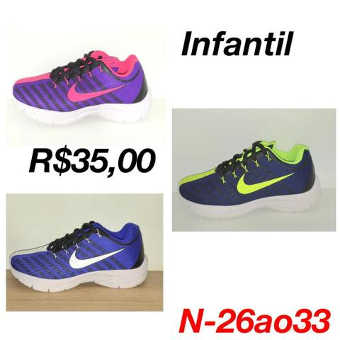 5f532dd3677 Tênis Nike infantil turbo no atacado