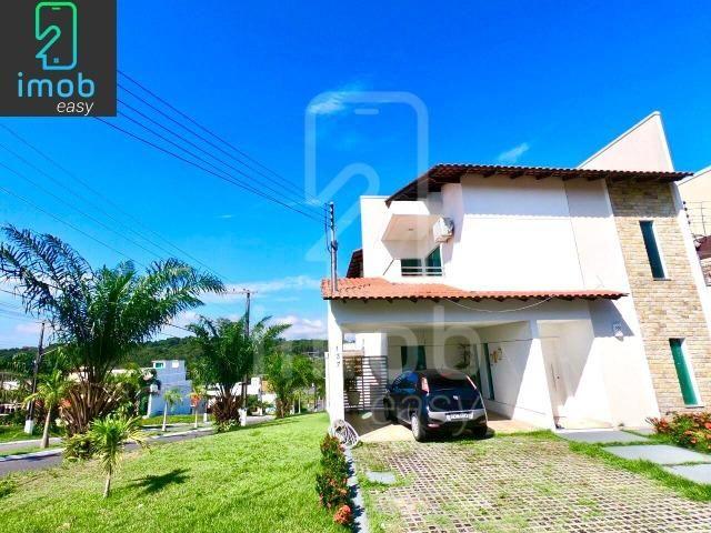 Residencial Tapajós linda casa com 3 suítes piscina e edícula (aceita financiar) - Foto 13