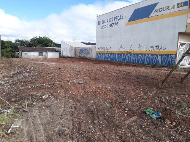 Terreno Comercial- Jardim Guaraituba- Colombo- 560m2 esquina- R$450.000,00 - Foto 11
