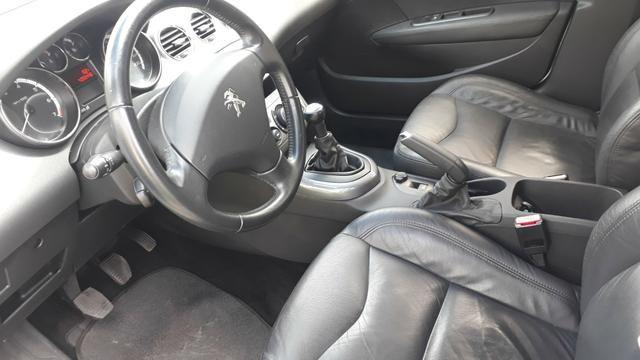 Peugeot 308 branco top teto 2.0 - Foto 8