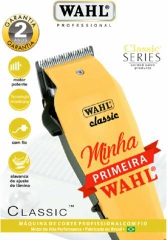 4166c7e7f Máquina Wahl Classic - Equipamentos e mobiliário - Serraria, São ...