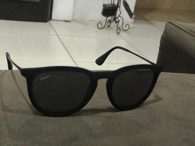 b83808a213878 Óculos Ray-Ban Camurça - Bijouterias