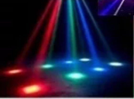 Alugo, DJ, som, Iluminação, maquina de fumaça e Pista, entre outros, para Festas e Eventos - Foto 6