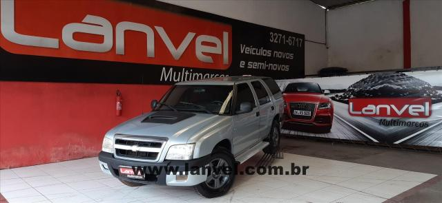 CHEVROLET BLAZER 2009/2010 2.4 MPFI ADVANTAGE 4X2 8V FLEX 4P MANUAL
