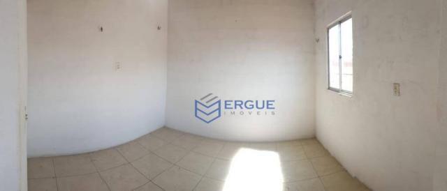 Casa com 2 dormitórios para alugar e vender, 60 m² por r$ 450,00/mês - dias macedo - forta - Foto 11