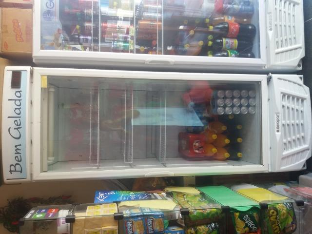 Cervejeira freezer vertical - Foto 2