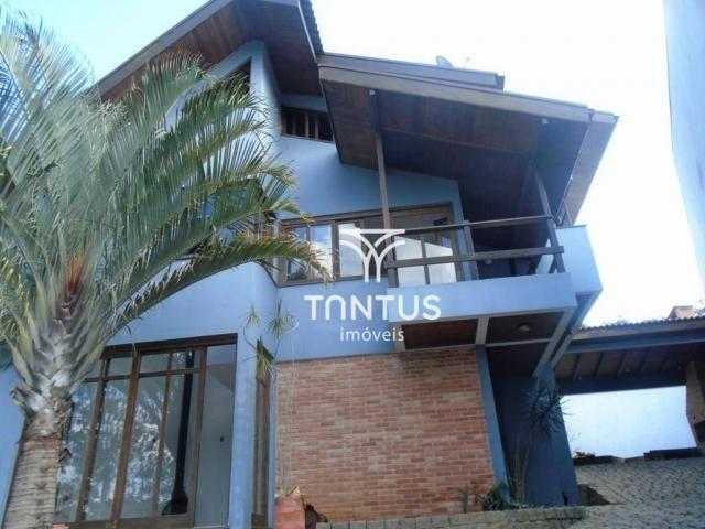Casa à venda, 322 m² por R$ 1.450.000,00 - Abranches - Curitiba/PR