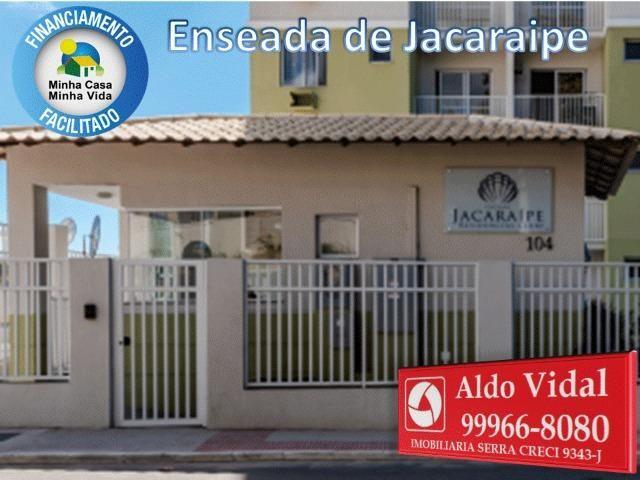 ARV34- Apê Novo em Jacaraipe, 2 quartos com suíte e varanda - Foto 5