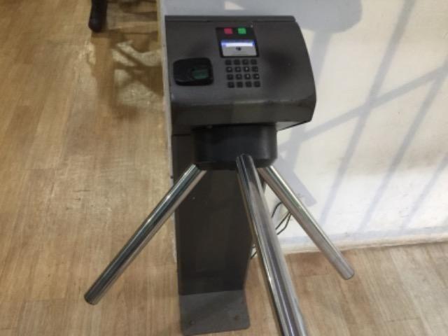 Catraca academia semi-nova Biométrica Topdata - Foto 2