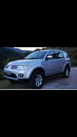 Pajero 2013 7 lugares diesel 4x4 Macaé