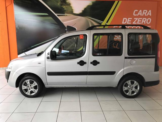 FIAT DOBLÒ 2017/2018 1.8 MPI ESSENCE 7L 16V FLEX 4P MANUAL - Foto 2