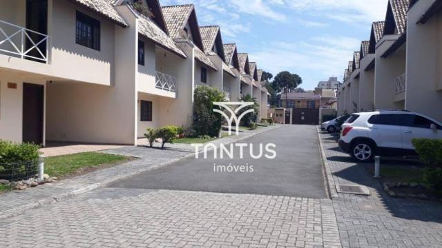 Sobrado com 3 dormitórios à venda, 115 m² por r$ 615.000 - santa cândida - curitiba/pr - Foto 3