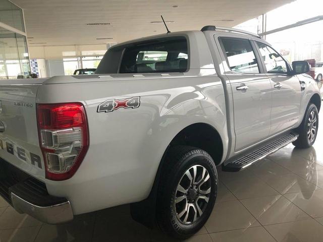 Ford Ranger Limited 3.2 Diesel 4x4 Automática 2019/ 2020 - Foto 3