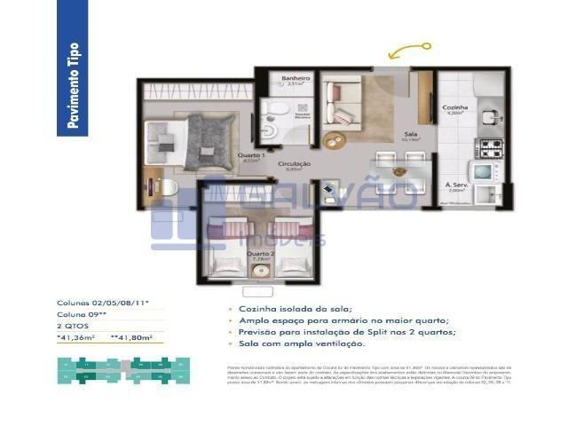 MR- Vista do Horizonte, Apartamentos 2Q e 2Q+1 Multi Uso - Foto 14