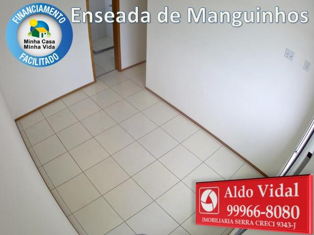 ARV40- Apartamento 2Q com suíte Varanda Piscina Club Completo - Foto 3