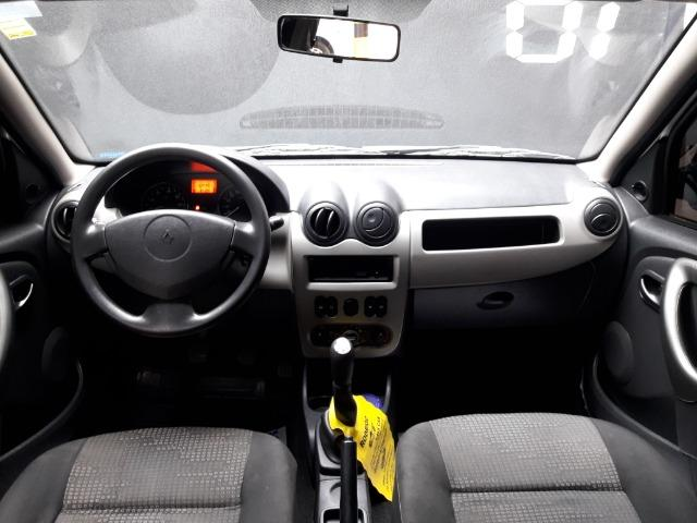 Renault Sandero Exp 1.0 - 2010 - Foto 3