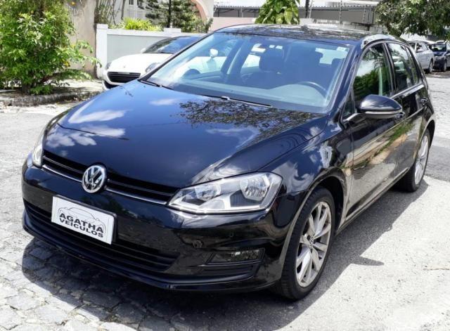 Volkswagen Golf Comfortlyne 1.4 Gasolina - Completo - Foto 2