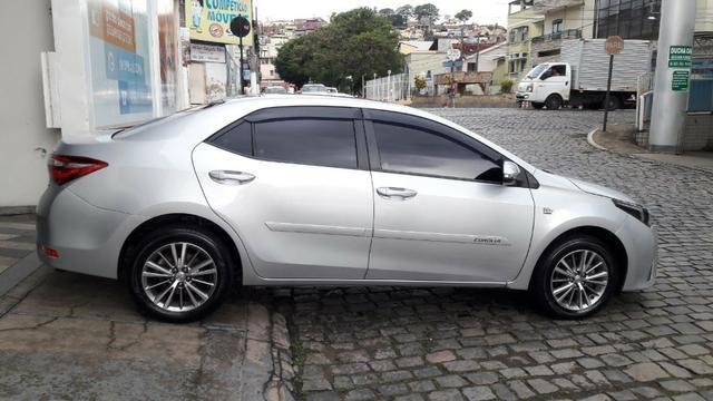 Toyota Corolla XEI 2.0 Prata Completo - Foto 11