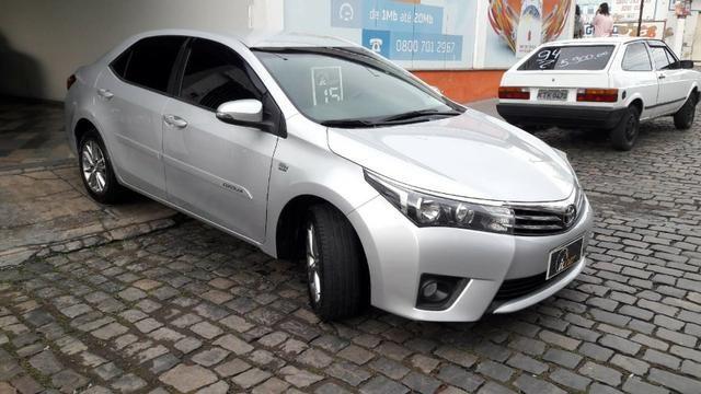 Toyota Corolla XEI 2.0 Prata Completo - Foto 2