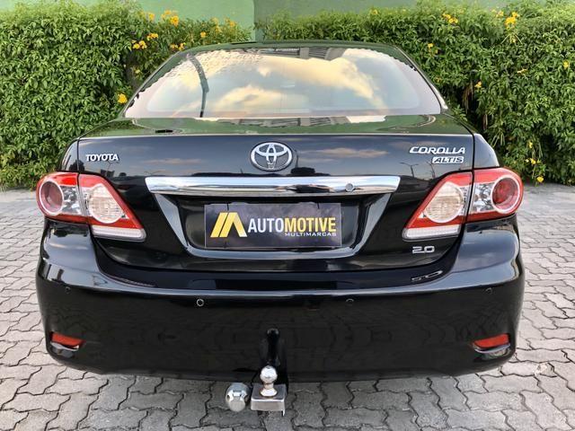 Toyota Corolla SEG BLINDADO 2009 EXTRA!!! - Foto 4
