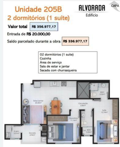 Floripa# Apartamento com dorms,sendo 1 suíte,alto padrão, * - Foto 10