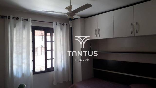 Sobrado com 3 dormitórios à venda, 115 m² por r$ 615.000 - santa cândida - curitiba/pr - Foto 16