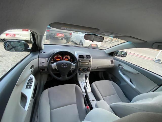 Toyota Corolla GLI 1.8 Flex Automtico 2014 - Foto 13