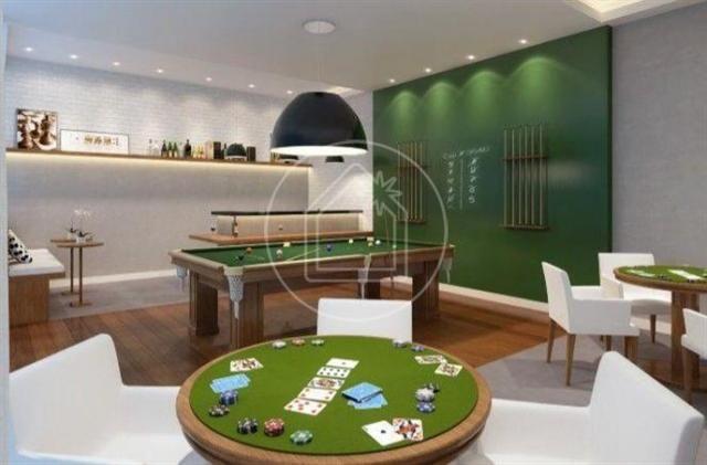 Apartamento à venda com 3 dormitórios em Rio comprido, Rio de janeiro cod:883681 - Foto 18