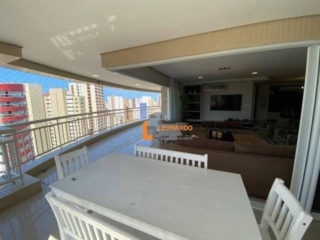 Apartamento Alto Padrão, Luxo à venda, 350 m² por R$ 3.990.000,00 - Meireles - Fortaleza/C - Foto 6