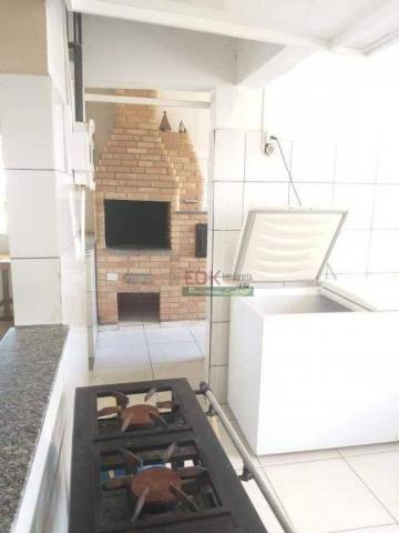 Rancho com 1 dormitório para alugar por R$ 3.800,00/mês - Granjas Rurais Reunidas São Juda - Foto 16