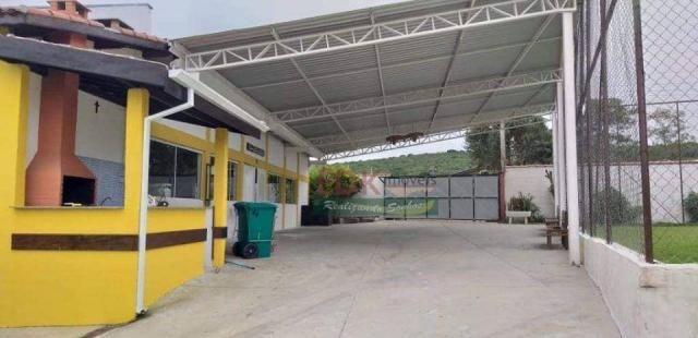 Rancho com 1 dormitório para alugar por R$ 3.800,00/mês - Granjas Rurais Reunidas São Juda - Foto 5