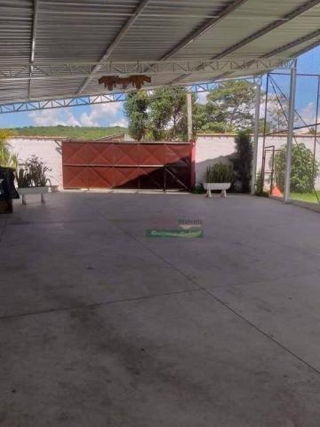 Rancho com 1 dormitório para alugar por R$ 3.800,00/mês - Granjas Rurais Reunidas São Juda - Foto 15