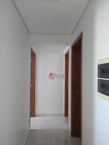 Apartamento com 3 dormitórios para alugar, 70 m² por R$ 1.600/mês - Boa Vista - São José d - Foto 5